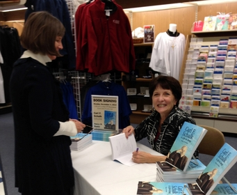 Nancy Raabe book signing